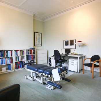 chiropractor clinic